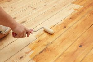 Holz versiegeln