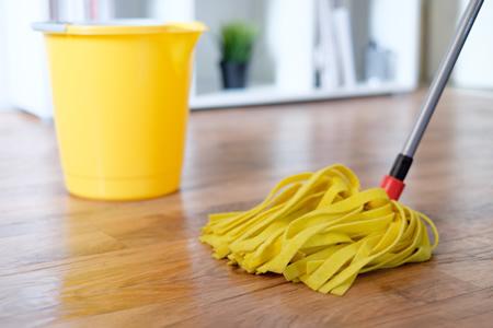 Holzbodenreinigung - einfacher als gedacht