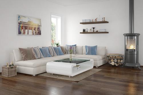 WOCA Colouröl - färbt und schützt Fußböden aus Holz