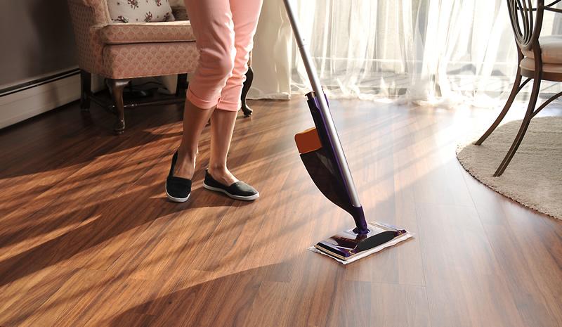 parkett richtig reinigen und pflegen bioraum. Black Bedroom Furniture Sets. Home Design Ideas