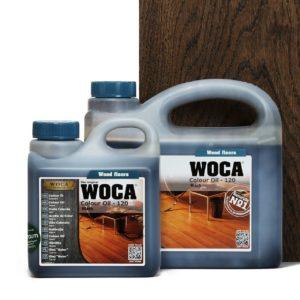 WOCA Colouröl - Farböl für Holzoberflächen